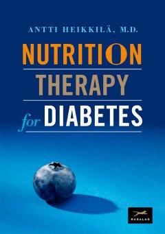antti heikkilä kirja diabetes