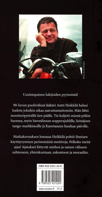 Antti Heikkilä Kirjat